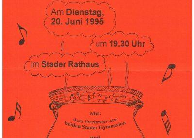 Plakat 1995