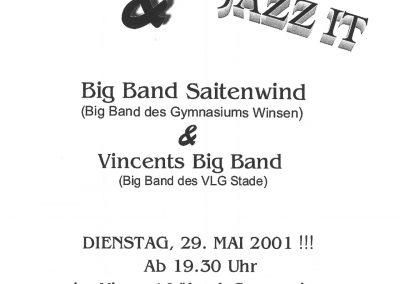 Plakat 2001